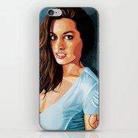 Hathaway Took My Heart Away iPhone & iPod Skin