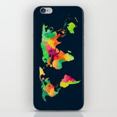 We are colorful iPhone & iPod Skin