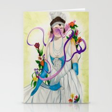 The Wedding Portrait Stationery Cards