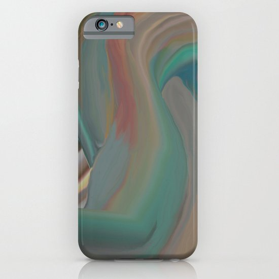 Running From Death iPhone & iPod Case