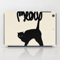 Meow iPad Case