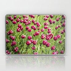 Tulips will remember  Laptop & iPad Skin