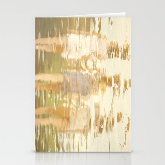 Reflection Stationery Card