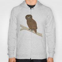 Boobook Owl Hoody
