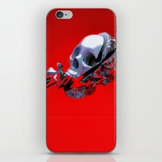 reorientation iPhone & iPod Skin