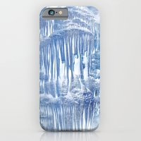 iPhone & iPod Case featuring Ice Scape 1 by Circle Origin