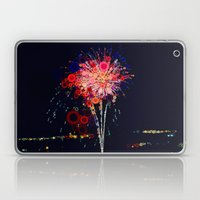 Fireworks! Laptop & iPad Skin