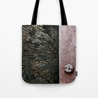 Wooden Energy Tote Bag