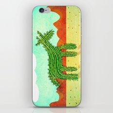 Cactus Unicorn iPhone & iPod Skin