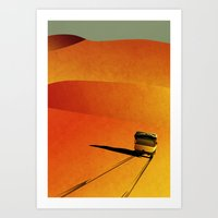 Morocco / Travel Collection Art Print