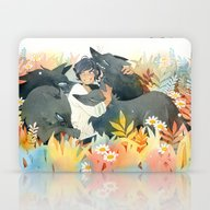 Cuddly Pack Laptop & iPad Skin