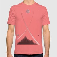 Moonbow, Part II Mens Fitted Tee Pomegranate SMALL