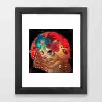 Hodgepodge Framed Art Print