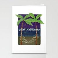 Mele Kalikimaka 2012 Stationery Cards