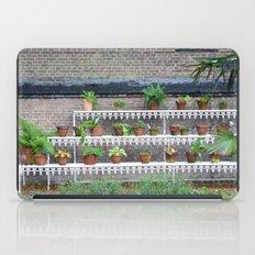 Pots and plants iPad Case