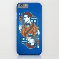 iPhone & iPod Case featuring 11th of Hearts by WinterArtwork