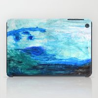 Water No. 2 iPad Case