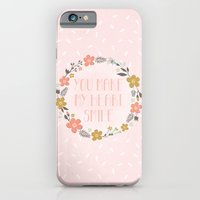 You Make My Heart Smile iPhone 6 Slim Case
