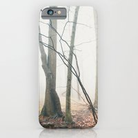 iPhone & iPod Case featuring Foggy Morning  by Melissa Batchelder Photography