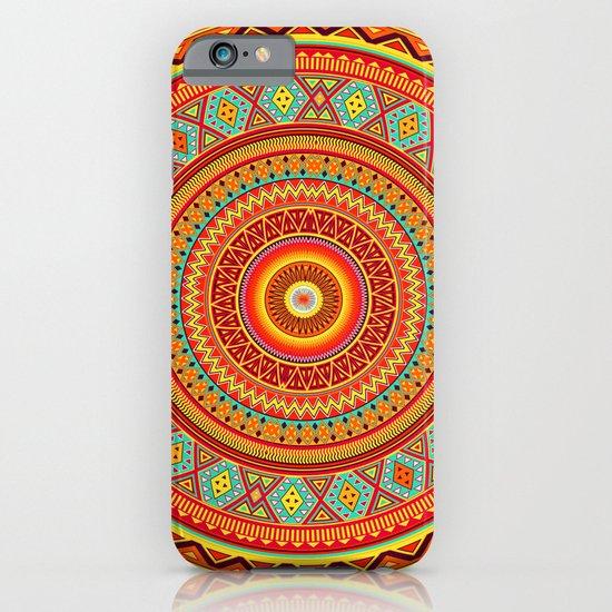 Mandala Aztec Pattern iPhone & iPod Case