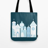 The Ice Castle Tote Bag