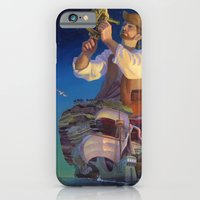 iPhone & iPod Case featuring The Navigator's Gift by Primary Hughes