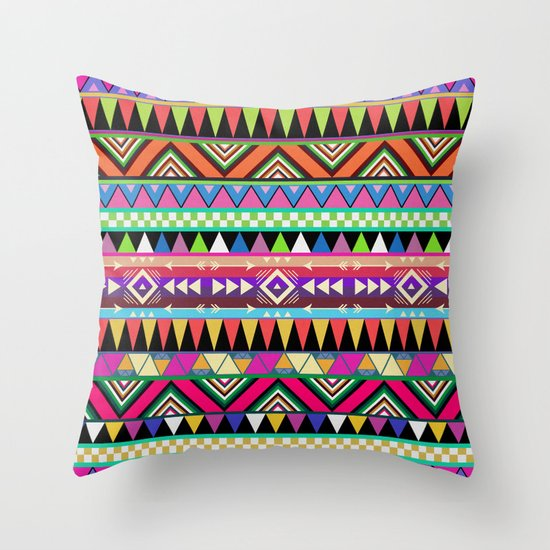 OVERDOSE Throw Pillow