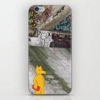 LORD QUAS. iPhone & iPod Skin