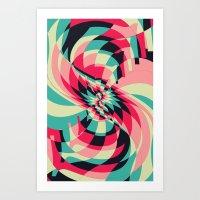 Swivel Vision (Available… Art Print