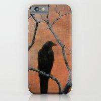 Nature Blackbird iPhone 6 Slim Case