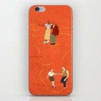 Sing, Sing, Sing! iPhone & iPod Skin