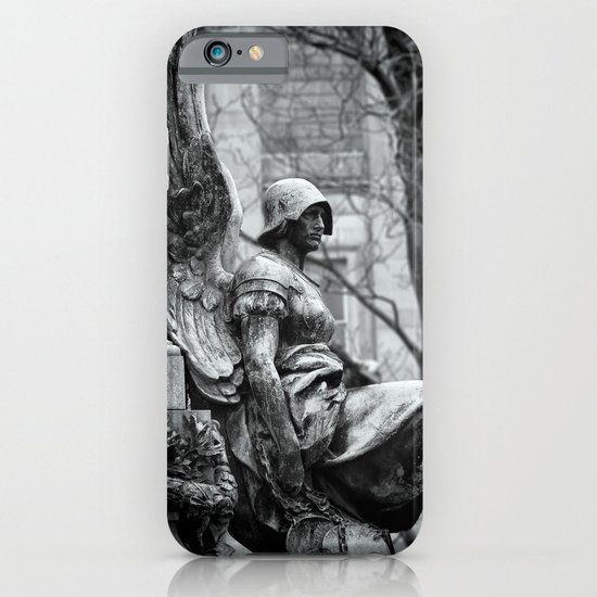 Winged Justice iPhone & iPod Case