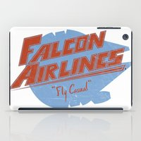 Falcon Airlines iPad Case