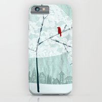 Lace Trees iPhone 6 Slim Case