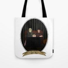Netflix and Kill Tote Bag