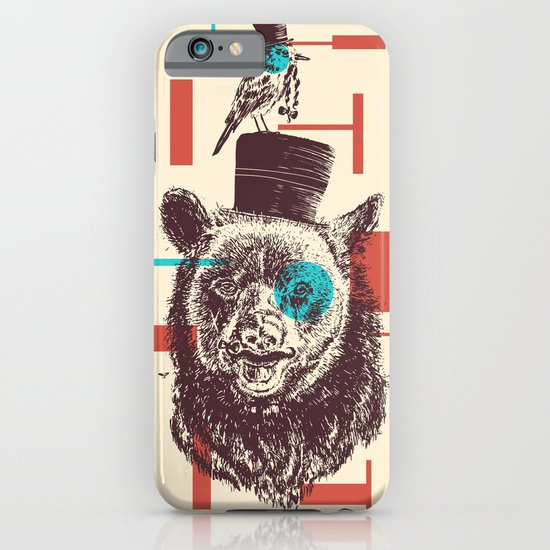 Beards iPhone & iPod Case