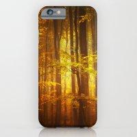 Yellow Fall iPhone 6 Slim Case