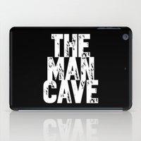 The Man Cave - Inverse iPad Case