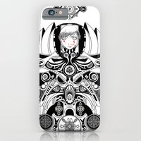 iPhone & iPod Case featuring Warrior by Hiver & Leigh