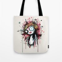 Man That You Fear Tote Bag