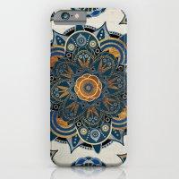 mandala iPhone & iPod Cases featuring Mandala by Mantra Mandala