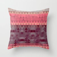 A Cute Angle Throw Pillow