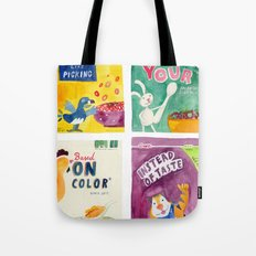 Green August #12 Tote Bag