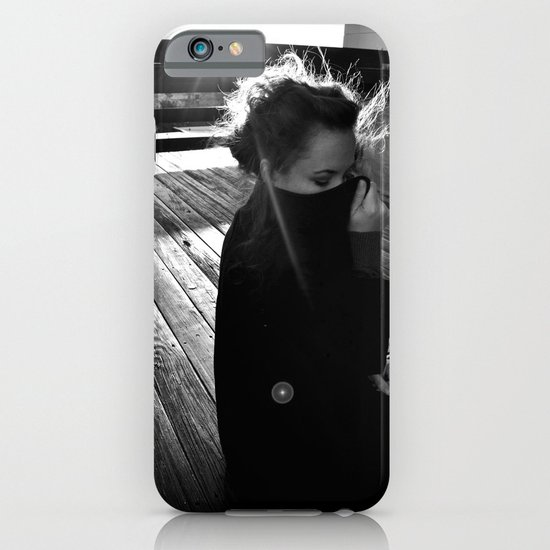 Free As A Caged Bird iPhone & iPod Case