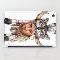 WOLF / Tyler, The Creator iPad Case