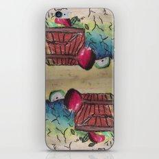 Basket of Apples iPhone & iPod Skin