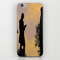 Trinity College Sunset iPhone & iPod Skin