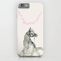 iPhone & iPod Case featuring horses by noudi