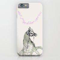Horses iPhone 6 Slim Case