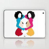 VANITY - CENSURED Laptop & iPad Skin